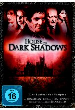House of Dark Shadows - Das Schloss der Vampire DVD-Cover