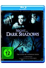 Night of Dark Shadows - Das Schloss der verlorenen Seelen Blu-ray-Cover