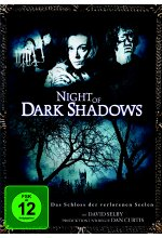 Night of Dark Shadows - Das Schloss der verlorenen Seelen DVD-Cover