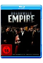 Boardwalk Empire - Staffel 2  [5 BRs] Blu-ray-Cover