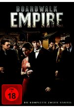 Boardwalk Empire - Staffel 2  [5 DVDs] DVD-Cover