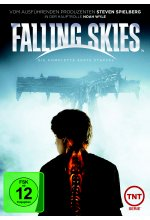 Falling Skies - Staffel 1  [3 DVDs] DVD-Cover