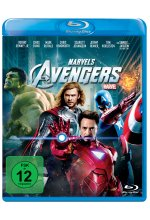 Marvel's The Avengers Blu-ray-Cover