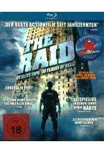The Raid Blu-ray-Cover