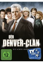 Der Denver-Clan - Season 8  [6 DVDs] DVD-Cover