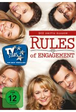 Rules of Engagement - Season 3  [2 DVDs] DVD-Cover