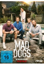 Mad Dogs - Staffel 1  [2 DVDs] DVD-Cover