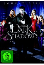 Dark Shadows DVD-Cover