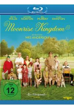 Moonrise Kingdom Blu-ray-Cover
