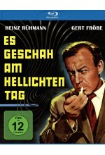 Es geschah am hellichten Tag - Remastered Version Blu-ray-Cover