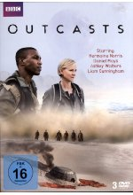 Outcasts - Season 1  DVD  [3 DVDs] DVD-Cover