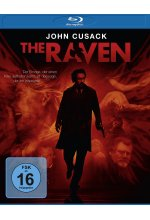 The Raven - Prophet des Teufels Blu-ray-Cover
