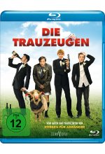 Die Trauzeugen Blu-ray-Cover