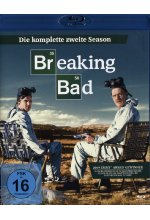 Breaking Bad - Season 2  [3 BRs] Blu-ray-Cover