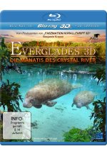 Abenteuer Everglades 3D - Die Manatis des Crystal River Blu-ray 3D-Cover