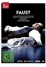 Faust - Die Theater Edition  [4 DVDs] DVD-Cover