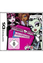 Monster High - Die Monsterkrasse Highschool-Klasse  [SWP] Cover