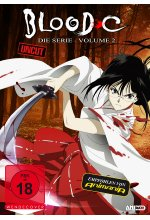 Blood C Series Part 2 Vol. 4-6 - Uncut DVD-Cover
