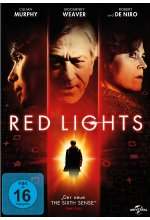 Red Lights DVD-Cover