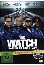 The Watch - Nachbarn der 3. Art DVD-Cover
