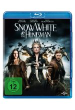 Snow White & the Huntsman - Extended Edition Blu-ray-Cover