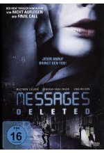 Messages Deleted DVD-Cover