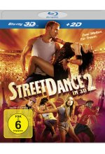 StreetDance 2 Blu-ray 3D-Cover