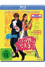 Austin Powers Blu-ray-Cover