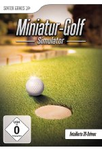 Miniaturgolf - Simulator Cover
