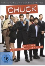 Chuck - Staffel 5  [3 DVDs] DVD-Cover