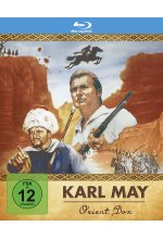 Karl May Orient Box  [2 BRs] Blu-ray-Cover