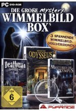 Die große Mystery Wimmelbild-Box 5  [SWP] Cover