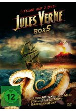 Jules Verne Box 5  [2 DVDs] DVD-Cover