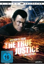 The True Justice Collection - Uncut  [6 DVDs] DVD-Cover