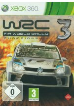 WRC 3 - World Rally Championship Cover