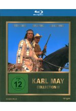 Karl May - Collection No. 2  [3 BRs] Blu-ray-Cover