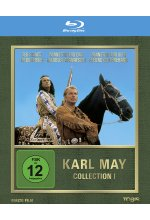 Karl May - Collection No. 1  [3 BRs] Blu-ray-Cover