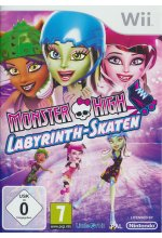 Monster High - Labyrinth-Skaten Cover