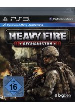 Heavy Fire - Afghanistan Cover