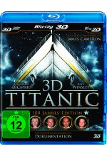Titanic 3D - Die 100 Jahre Edition Blu-ray 3D-Cover