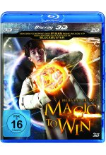 Magic to Win Blu-ray 3D-Cover