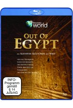 Out of Egypt Blu-ray-Cover