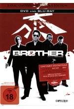 Brother  [LE] (+ DVD) Blu-ray-Cover