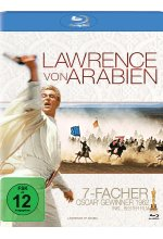 Lawrence von Arabien  [2 BRs] Blu-ray-Cover