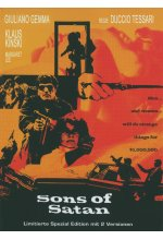 Sons of Satan  [SE] [LE] DVD-Cover