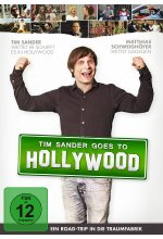 Tim Sander Goes to Hollywood DVD-Cover