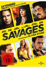 Savages - Extended Version DVD-Cover