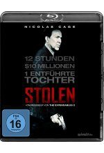 Stolen Blu-ray-Cover