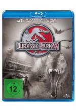 Jurassic Park 3 Blu-ray-Cover