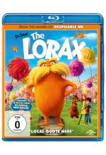 Der Lorax Blu-ray-Cover